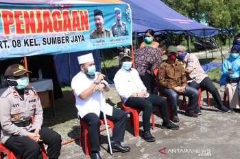 Pandemi COVID-19, Wali Kota Bengkulu tutup lokalisasi