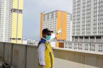 RS darurat Wisma Atlet Kemayoran rawat 522 pasien