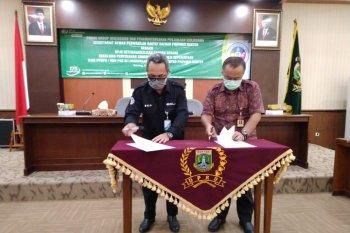 Pegawai non-ASN Setwan DPRD Banten diikutkan program BPJAMSOSTEK