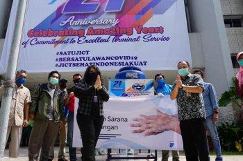 JICT salurkan bantuan bagi warga dan tenaga kesehatan