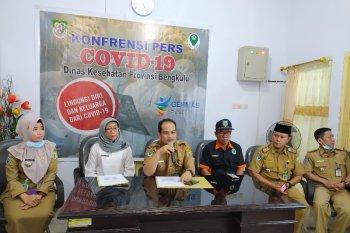 Kasus positif COVID-19 di Bengkulu bertambah lima orang