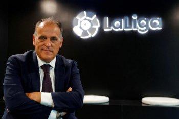 Liga Spanyol, La Liga beri peringatan setelah pemain langgar aturan COVID-19