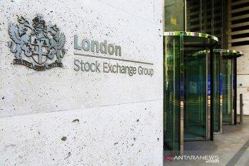 Saham Inggris naik dengan indeks FTSE 100 melonjak 1,23 persen