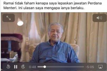 Mahathir dikeluarkan dari keanggotaan Partai Bersatu