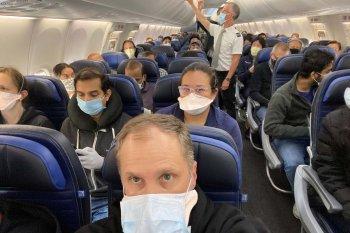Amerika membatasi perjalanan dari Brazil akibat kasus COVID-19 tinggi