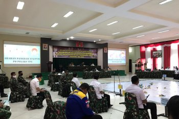 Pemkot Ambon siagakan posko pembatasan gerak orang terapkan Pra-PSBB