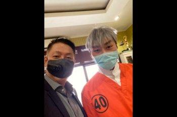 Roy Kiyoshi  jalani sidang di PN Jaksel, terkait penyalahgunaan psikotropika