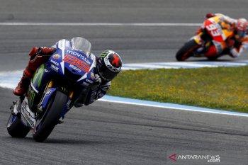 MotoGP gelar tes resmi di Jerez