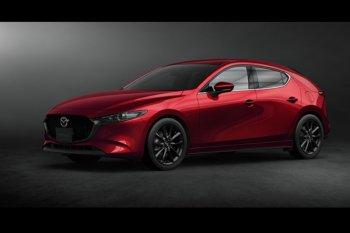 Penjualan Mazda  turun 33 persen