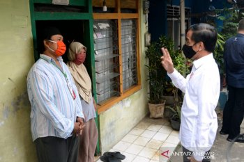 Presiden minta 3,8 juta petani-nelayan masuk jaring pengaman sosial