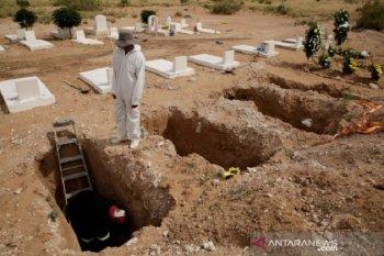 Meksiko laporkan angka kematian tertinggi, satu hari 1.092