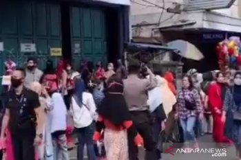 Masuk zona biru Pemkot Sukabumi longgarkan aturan aktivitas perniagaan