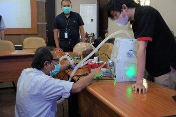 Ventilator buatan ITB lolos pada uji Balai Pengamanan Fasilitas Kesehatan