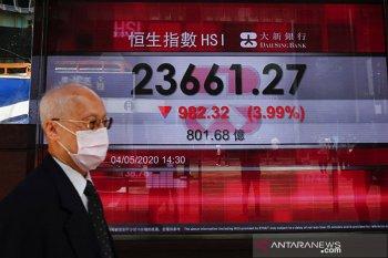 Saham Hong Kong dibuka melemah dengan indeks HSI tergelincir 0,05 persen