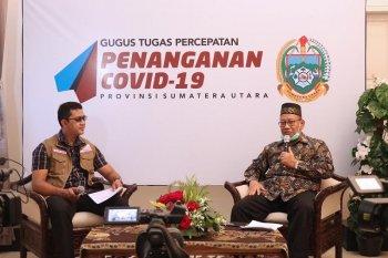 Pasien sembuh COVID-19 di Sumut menjadi 145 orang