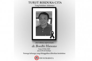 Surabaya administration condoles death of doctor from COVID-19