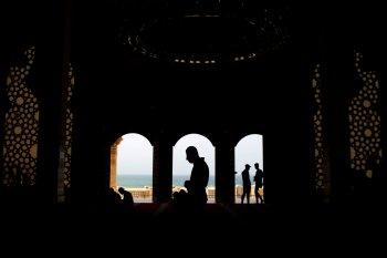 Setelah ditutup akibat pandemi, Masjid di Jalur Gaza kini kembali buka