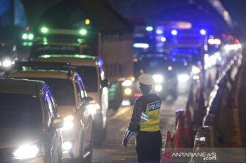 Jasa Marga mencatat 4.003 kendaraan diputar arah balik ke Jakarta