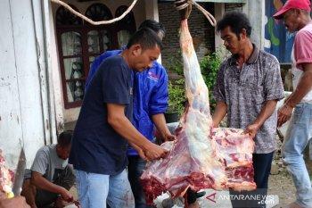 Di tengah pandemi corona, harga daging di Abdya termahal di indonesia