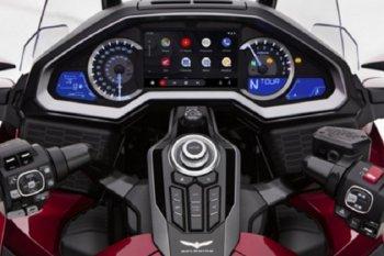 Juni mendatang, Android Auto ada di motor Honda