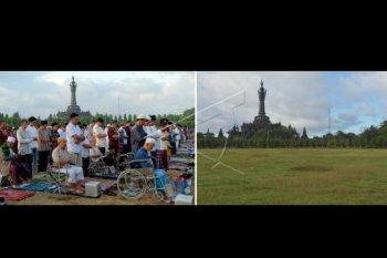 Shalat id di ruang publik ditiadakan di Bali