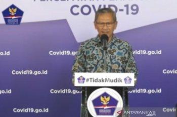 Pasien sembuh dari COVID-19 menjadi 5.402 orang