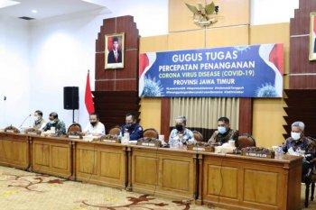 "Jatim perpanjang PSBB ""Surabaya Raya"""