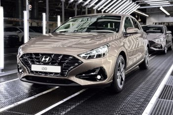 Pabrikan Hyundai awali produksi i30 baru untuk Eropa