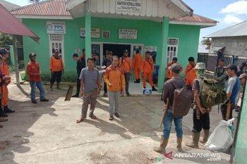 Polisi dan Basarnas cari warga hilang di hutan lindung Rejanglebong