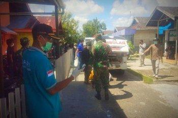 Belasan warga sebuah gang di Kapuas Kalteng positif COVID-19
