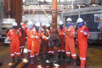 Pertamina mulai ngebor minyak di Peciko, Kaltim