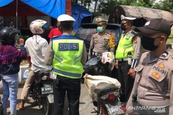 Polres Rejang Lebong cegah warga pendatang masuk Bengkulu