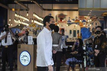 Jokowi tegaskan agenda strategis tidak boleh terhenti karena pandemi