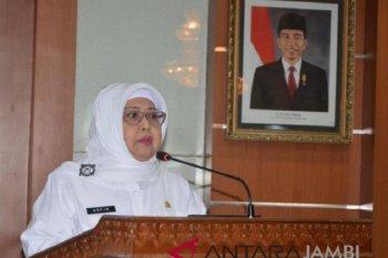 Wabup Batanghari Hj Sofia Fattah meninggal dunia