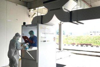 UI ciptakan bilik swab test Corona yang aman bagi tenaga kesehatan