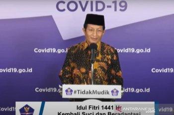 Imam Besar Istiqlal imbau orang tua ajari protokol kesehatan ke anak