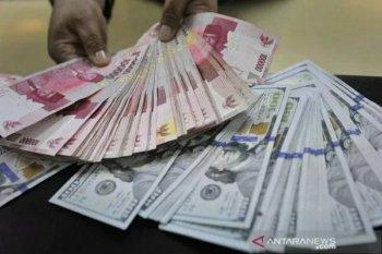 Rupiah melemah seiring meningkatnya ketegangan AS-China