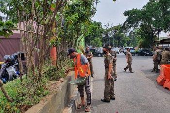 "Satpol PP Tangerang kembali sidak pasar berkaitan PSBB dan ""normal baru"""