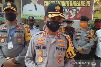 Kapolda Bengkulu ajak masyarakat patuhi prosedur kesehatan
