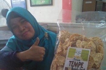 Diversifikasi pangan lokal kripik kedelai di Kabupaten Muarojambi