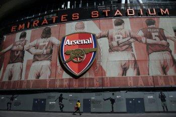 Arsenal kalahkan Charlton 6-0 dalam laga persahabatan
