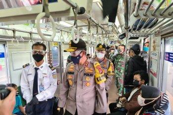 """Kapolda Banten pantau PSBB dan kesiapan """"new normal"""" di Tangerang"""