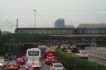 Beijing kembali berlakukan pembatasan kendaraan bermotor