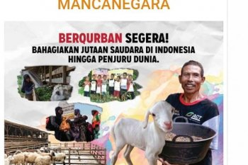 Global Qurban-ACT siap membagikan daging kurban