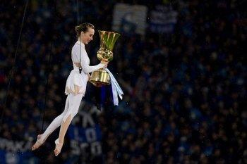 Coppa jadi pembuka kembalinya kompetisi sepak bola di Italia