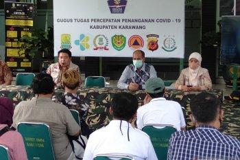 463 warga Karawang telah lakukan swab test selama pandemi