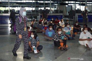 Ribuan WNI di tahanan imigrasi  Malaysia bakal dipulangkan