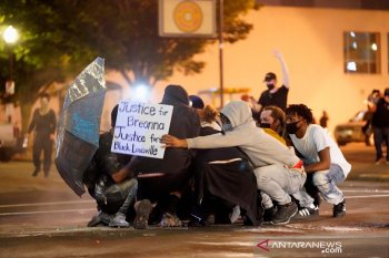 WNI aman di tengah status darurat akibat kerusuhan di Minneapolis