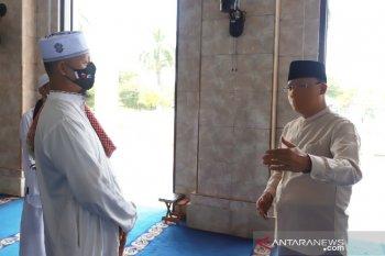Gubernur Bengkulu minta masjid terapkan protokol kesehatan