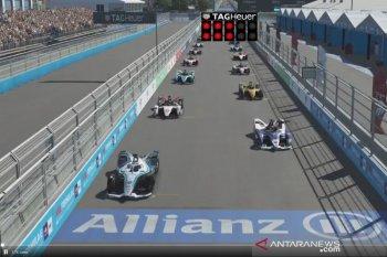Vandoorne merebut kemenangan seri ke-6 dan puncaki klasemen Race at Home